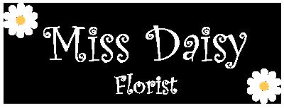 Flowers in Warrington - Miss Daisy Florist Logo