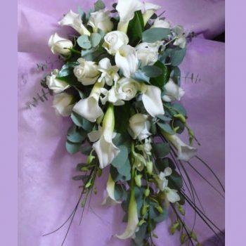 Wedding Corsage - Miss Daisy Warrington